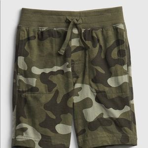 GAP Toddler Cotton Camouflage Pull-On Shorts